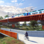 Mernda trains on track six months ahead of schedule