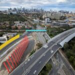 CityLink Tulla Widening slashes 13 minutes from peak hour commute