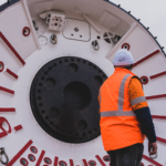 GALLERY: Mini TBM arrives for West Gate Tunnel's Winter works blitz