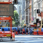 Sydney light rail investigation finds four others received shocks at CBD site