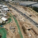 Westconnex motorway could be completed 18 months late