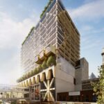 Timber is back in fashion with GPT office tower announcement