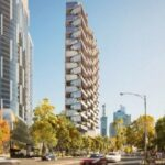 Victoria St apartment tower to replace Melbourne's last CBD petrol station