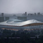 Is this the most innovative stadium design in China?