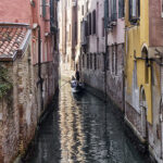 Holding back the tide in Venice