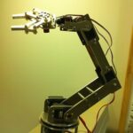 Robotic arm improves safety when working in tunnels